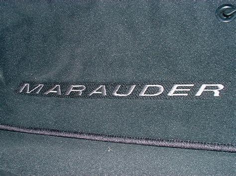 Mercury Marauder Floor Mats by 2003 Mercury Marauder