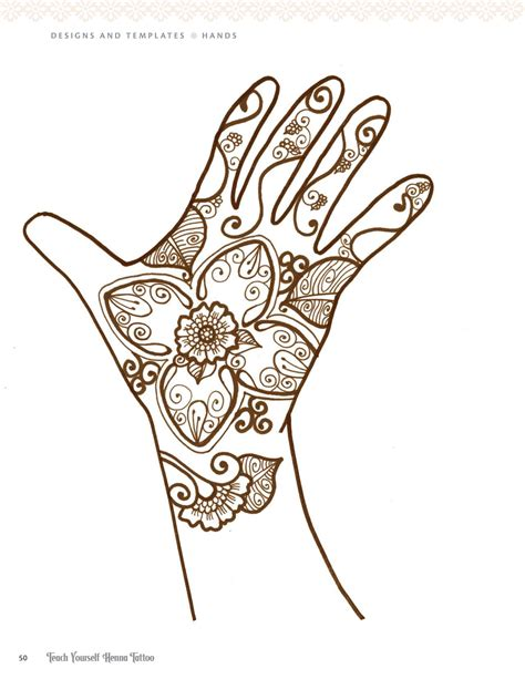 teach yourself henna tattoo making mehndi art with easy