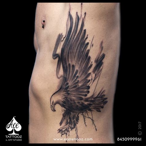 freestyle tattoo freestyle eagle ace tattooz and studio india
