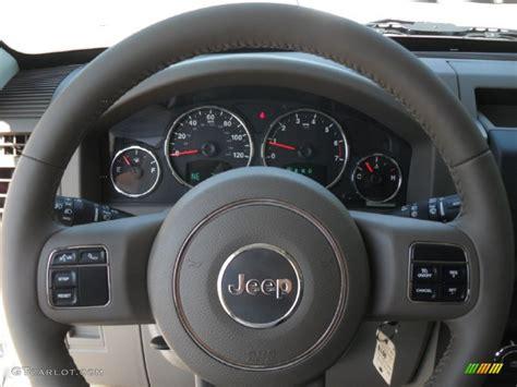 jeep liberty steering wheel 2012 jeep liberty sport pastel pebble beige steering wheel