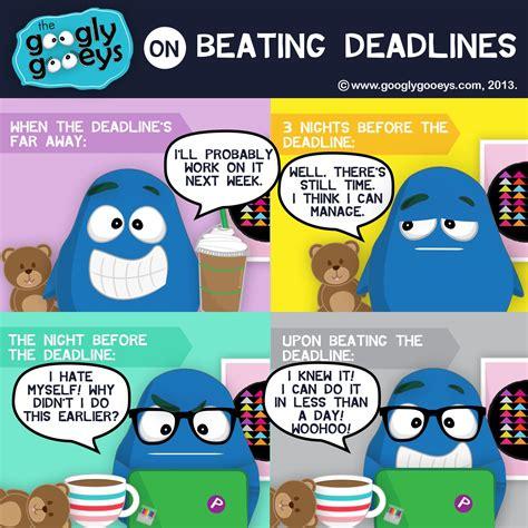 Original Deadline Your beating deadlines celina de guzman s cold milk culprits exhibit