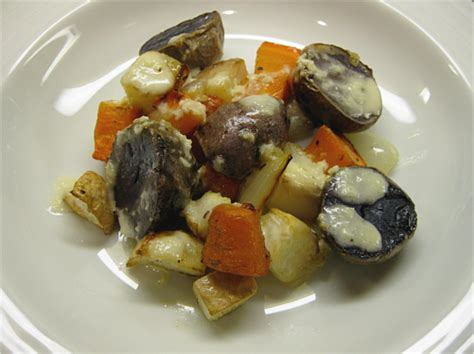 sauce for roasted root vegetables roasted root vegetables with horseradish sauce wheat