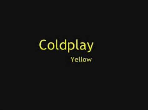 download mp3 coldplay yellow stafaband 6 11 mb free lirik yellow coldplay mp3 yump3 co