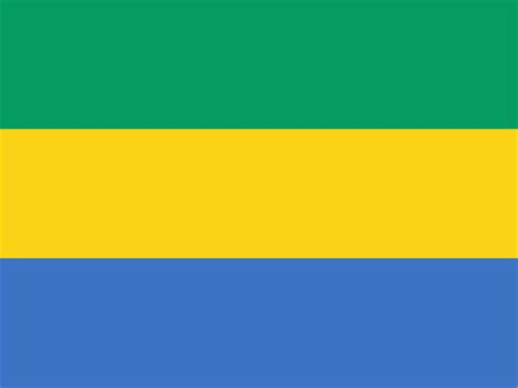 just pictures wallpapers gabon flag