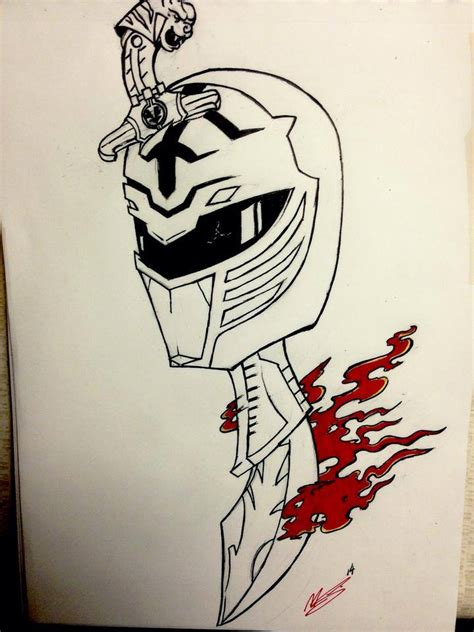 power rangers tattoo white power ranger pictures to pin on