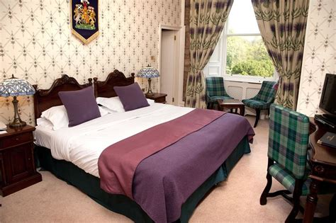 history themed bedroom dalhousie castle hotel spa 2017 room prices deals