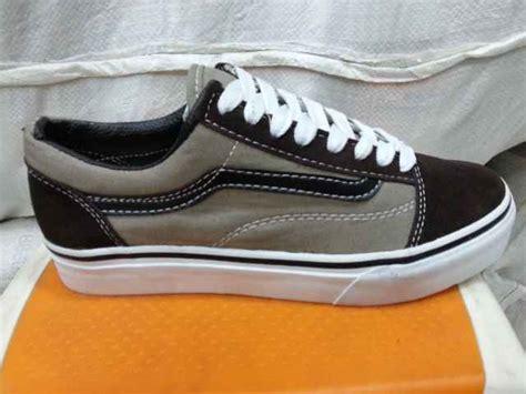 Sepatu Vans Blackbrownlist Icc oldskool kacrut shop