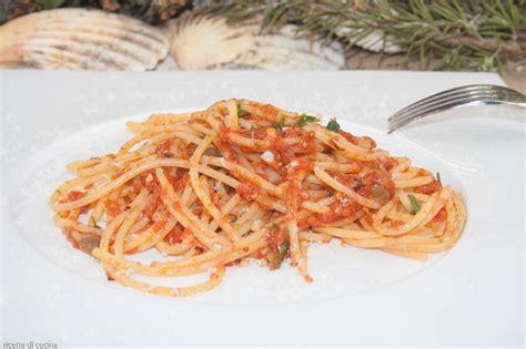 cucinare spaghetti spaghetti alla scarpara ricette di cucina
