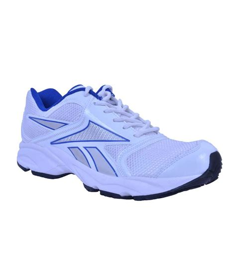 reebok synthetic leather lace sport shoes for buy