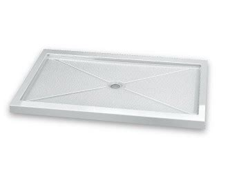 42 X 32 Shower Pan by Fleurco Abf3672 36 X 72 Inch In Line Acrylic Shower
