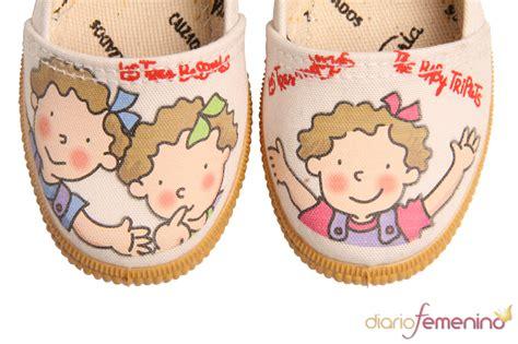 dibujos infantiles zapatillas zapatillas con dibujo infantil de victoria