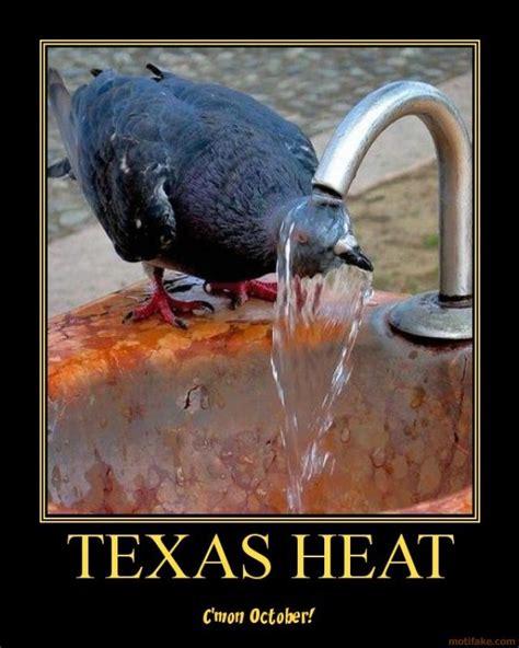 Summer Heat Meme - 15 signs you re a bonafide texan