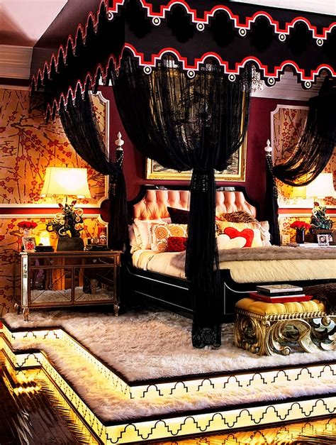 burlesque bedroom decor romantic bedrooms how to decorate for valentine s day