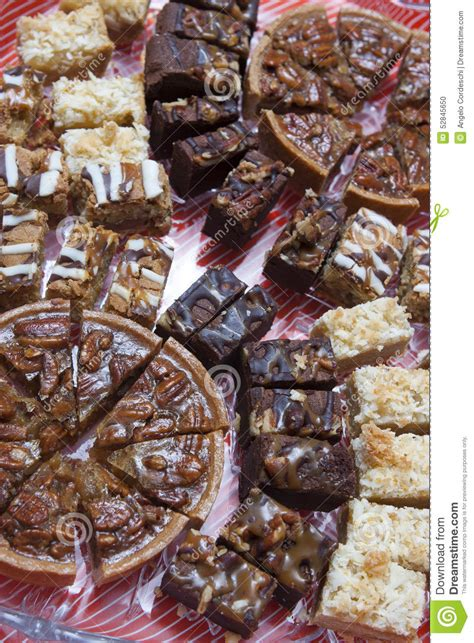 christmas showcase round shops and nuts cakes with nuts and almonds stock photo image 52845650