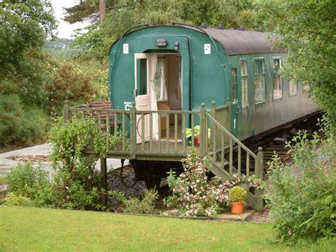 railway carriage guest quarters  sylvia duckworth