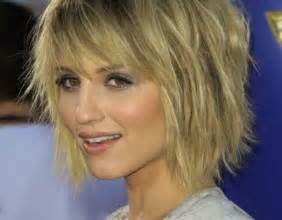shaggy bob for thin hair best shag hairstyles ideas hairjos com
