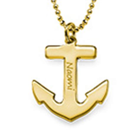 meaning of the anchor necklace and its symbolism