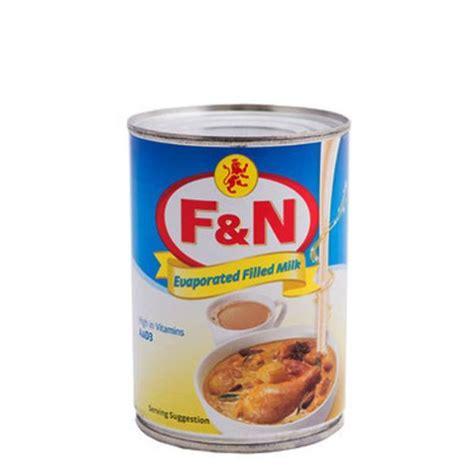 Diskon Evaporasi F N Fn Evaporated Filled Milk F N f n evaporated milk filled 8 400gm dan z mart