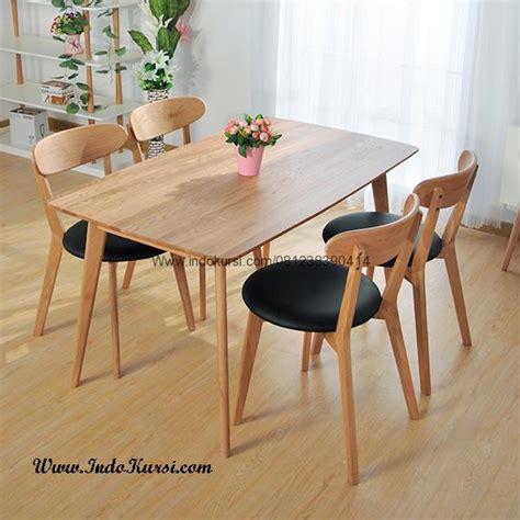 Meja Kursi Cafe Kayu meja makan minimalis kayu jati kursi cafe indo kursi mebel indo kursi mebel