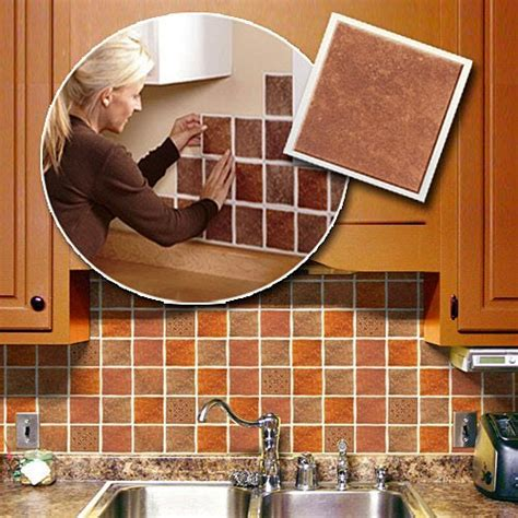 Removable Kitchen Backsplash by Removable Kitchen Backsplash Whereibuyit Com