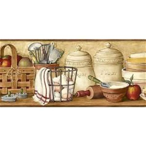 country wallpaper borders for kitchen 25 best ideas about primitive wallpaper on