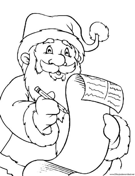 imagenes de santa claus para whats dibujos de santa claus coloring home