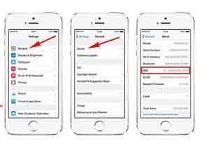iphone p a dari mana cara cek asal iphone seri model negara pembuatnya tipandroid