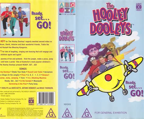 Home Ready Address Lookup The Hooley Dooleys Ready St Go Vhs Pal A Find 7 82 Picclick