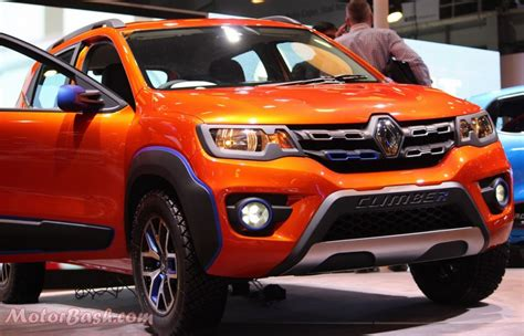 kwid climber racer concepts pics features auto expo 2016