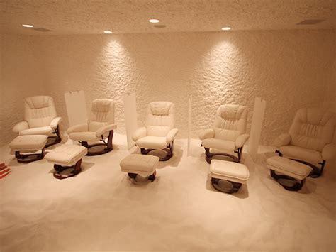 salt room therapy luxury hotel spa halotherapy the new health craze of hotel guests