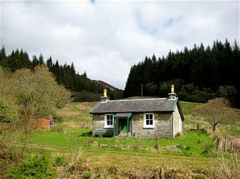 Crofters Cottages For Sale In Scotland by Remote Highland Country Cottage