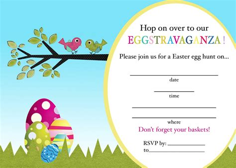 easter egg hunt template free creatively at home free easter egg hunt printable