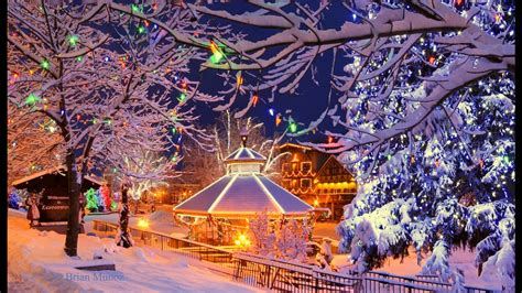 best cities for christmas in usa