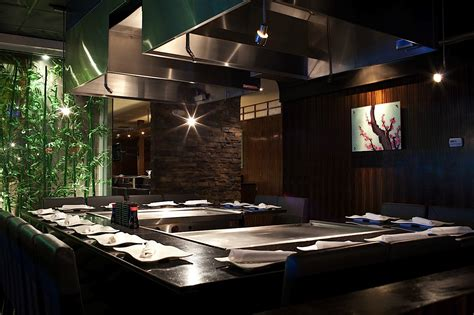 Modern Dining Rooms Sets Northeast Ohio Sushi Hibachi And Japanese Steakhouse At