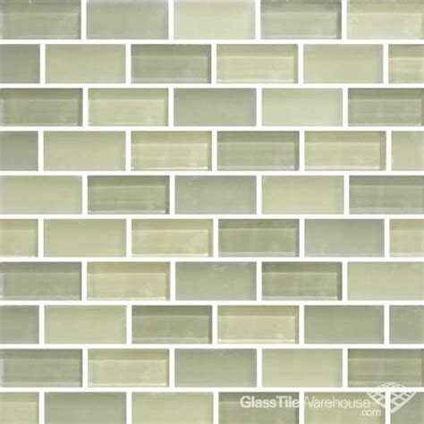 green glass tile backsplash my style pinterest