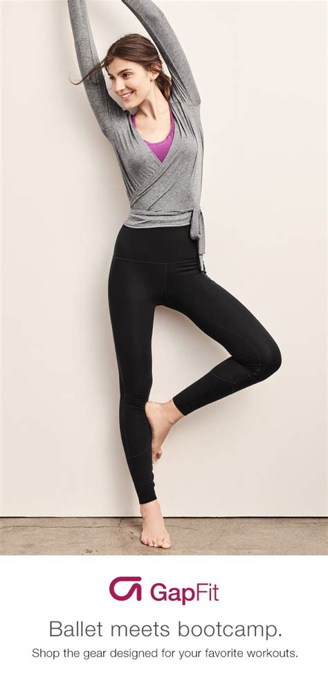 Raise The Barre raise the barre on your next workout with gapfit shop