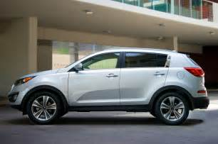 Kia Sportage 2015 Price 2015 Kia Sportage Side View Photo 3