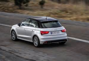 audi a1 s line competition rear