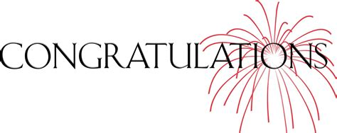 congratulations   winners continuous updating