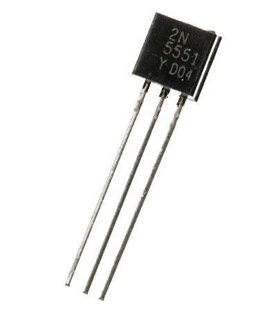 2n5551 Npn Transistor 2n5551 transistor pinout features equivalent datasheet