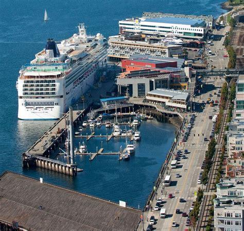 pier a terminal seattle washington cruise port schedule cruisemapper