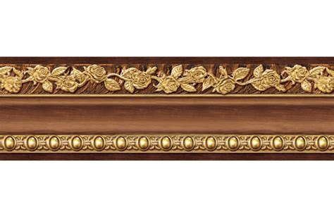 gold wallpaper trim wallpaper borders wood peel stick wood grain gold wall