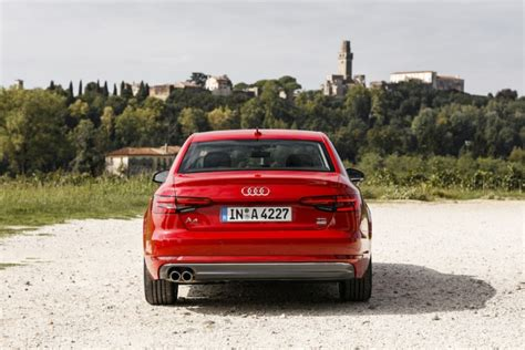 Audi A4 2 0 Review by Audi A4 2 0 Tdi Reviews Test Drives Complete Car