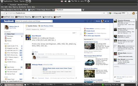 wireshark tutorial hack facebook hack facebook akun dengan cookie injector wireshark dan
