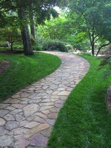 25 best ideas about flagstone path on pinterest walkways front walkway landscaping and