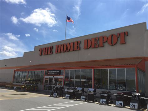the home depot jacksonville carolina nc
