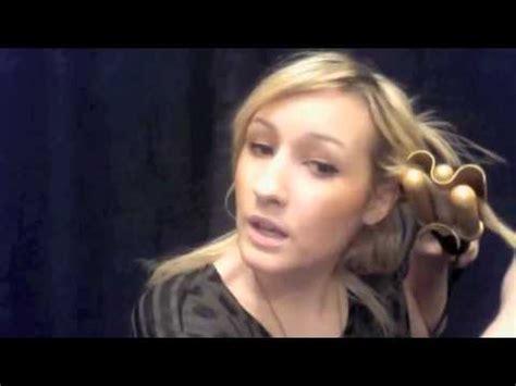 3 barrel curling iron hairstyles barrel curling iron tutorial