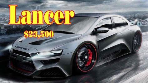 2019 Mitsubishi Lancer by 2019 Mitsubishi Lancer Ex Mitsubishi Lancer 2019 Model