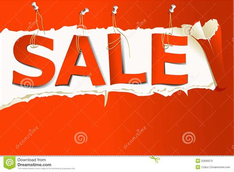 typography sles sale banner stock vector image of publicity deal discount 22690575