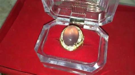 Cincin Batu Akik Anggur Batu Raja batu cincin anggur lavender